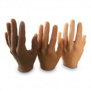 Superskin - Real Hands - Teint Foncé