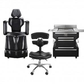 TATSoul - 570 & Mako & Workstation Package Deal - Black