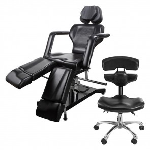 TATSoul - 570 & Mako Studio Chair Package Deal - Black