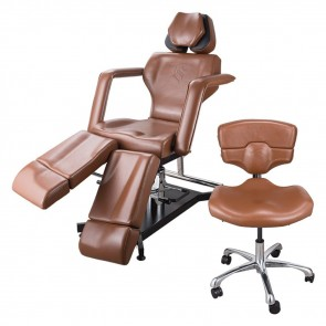 TATSoul - 570 & Mako Studio Chair Package Deal - Tobacco