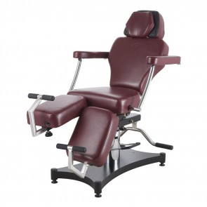 TATSoul - 680 Oros Client Chair - Ox Blood
