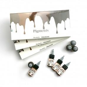 Perma Blend - Tina Davies Eyebrow Collection Full Set - 8 x 15 ml / 0.5 oz
