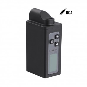 Wireless Battery Pack v2 for Tattoo Machines - RCA