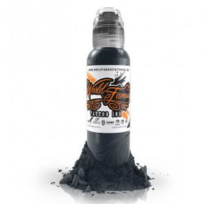 World Famous Ink - A.D. Pancho - Pastel Grey #4 - 120 ml / 4 oz - EXP: 01-2021