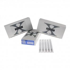X-Brand - Aiguilles - Magnums - Boîte de 50