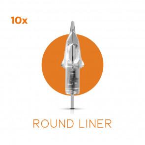 Cheyenne Craft Cartridges - Round Liners - Box of 10