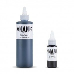 Dynamic Drawing Ink - Black