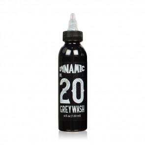 Dynamic Drawing Ink - Greywash #20 - 120 ml / 4 oz
