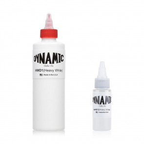Dynamic Drawing Ink - Non Mixing Heavy White