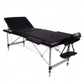 Easy Line - Portable Massage Table - Aluminium Frame
