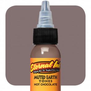 Eternal Ink - Muted Earth Tone - Hot Chocolate - 30 ml / 1 oz