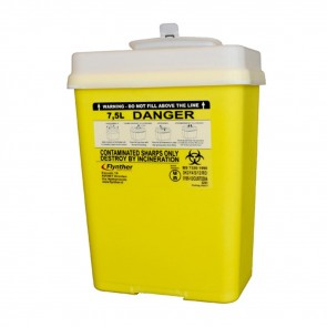 Flynther Needle Container - 7.5 liter