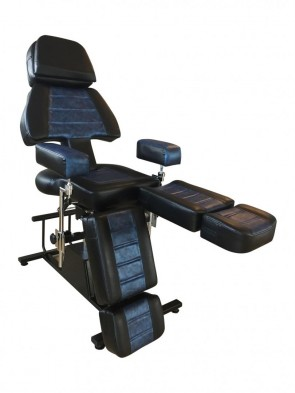Professional Client Chair - Ink Blue