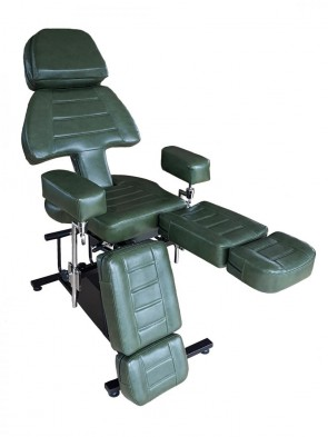 Professional Client Chair - Dollar Green