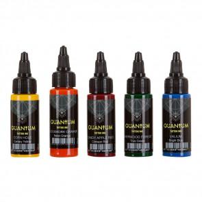 Quantum Ink - 5 Colour Set #2 - 5 x 30 ml / 1 oz - [REACH BAN]