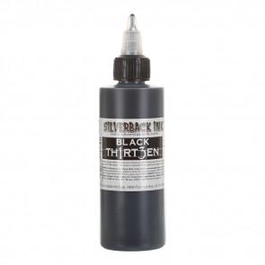 Silverback Ink® - Black Th1rT3en