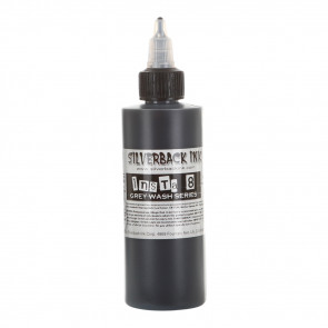 Silverback Ink® - Insta10Shade Greywash - Shade 08 - 120 ml / 4 oz