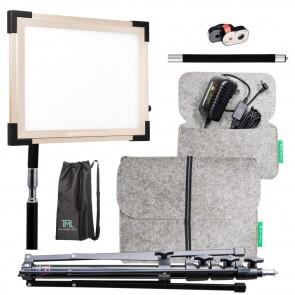 TML - Key Light 2.0 Professional Light Kit - Gold