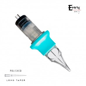 TATSoul Envy Gen 2 Cartridges - Round Liners - Box of 20