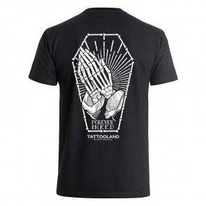 Tattooland T-shirt - Praying Bones